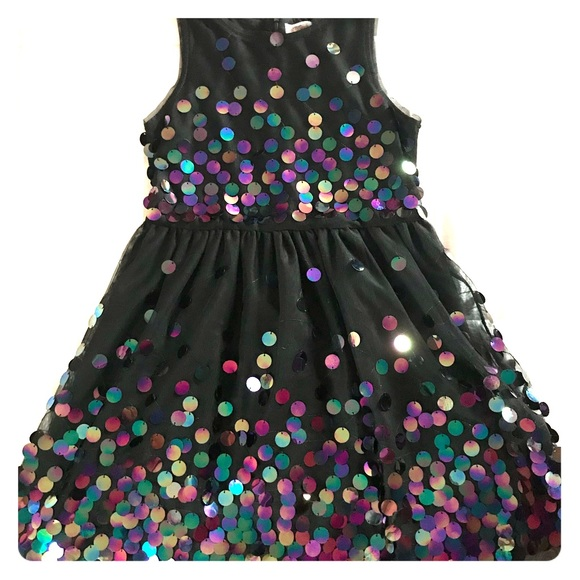 Cat & Jack Other - Precious Sequined Children's Party Dress